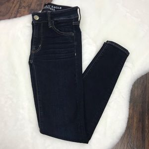 American Eagle Size 0 Short Skinny Jeans